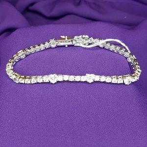 Women's Tennis Bracelet